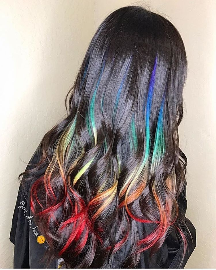 "566 Likes, 19 Comments - Las Vegas, NV    Hair Artist (@kateloveshair) on Instagram: "" SHOUT OUT Check out this beautiful creation by @jeni_does_ham !  I just  L❤️VE  it!  Give…"""
