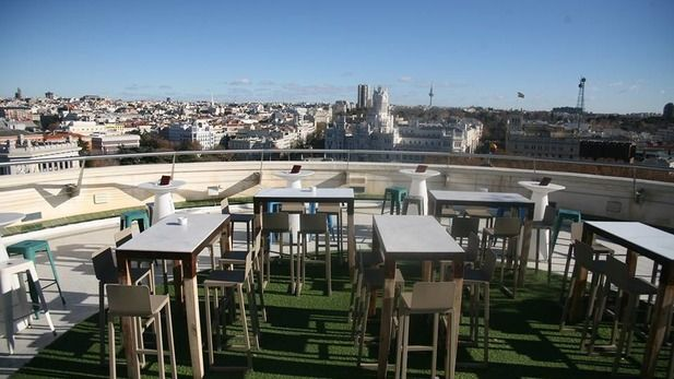Circulo De Bellas Artes Romantic Things To Do Madrid Romantic Restaurant