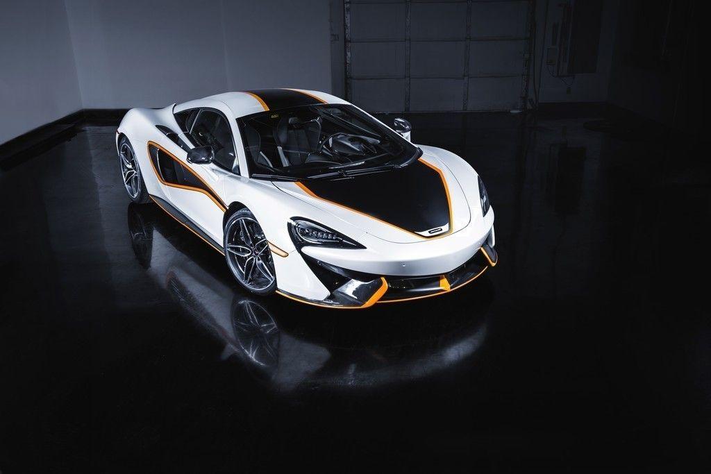 Maclaren White Sports Car 4k Wallpaper Sports Car Car Sports