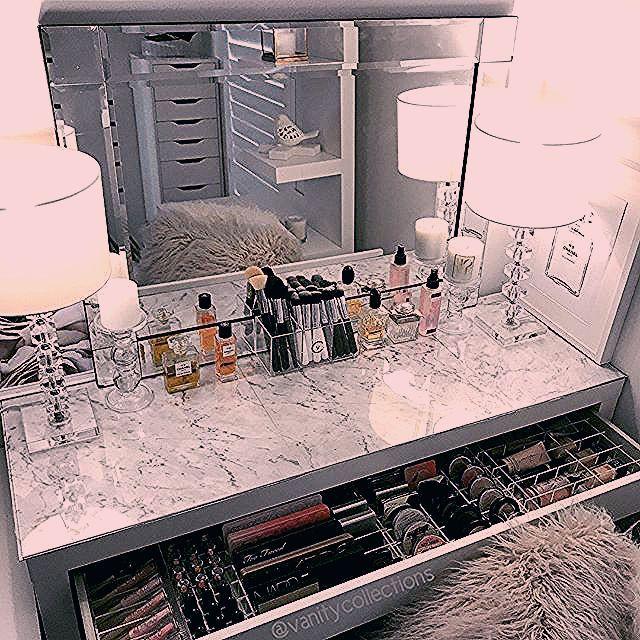 Photo of Vanity Makeup Table von Target, Makeup Vanity Table Ikea, Makeup Vanities mit