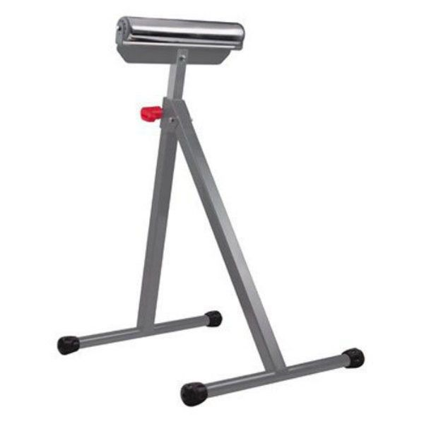 Adjustable Single Roller Stand Folding Compact Steel