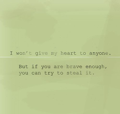 Steal My Heart Quote Inspirational Quotes Amor Frases Frases