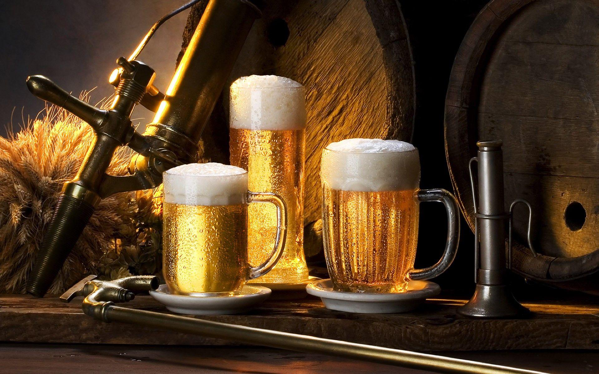 Mobile And Desktop Wallpaper Hd Beer Beer Bar Beer Ad