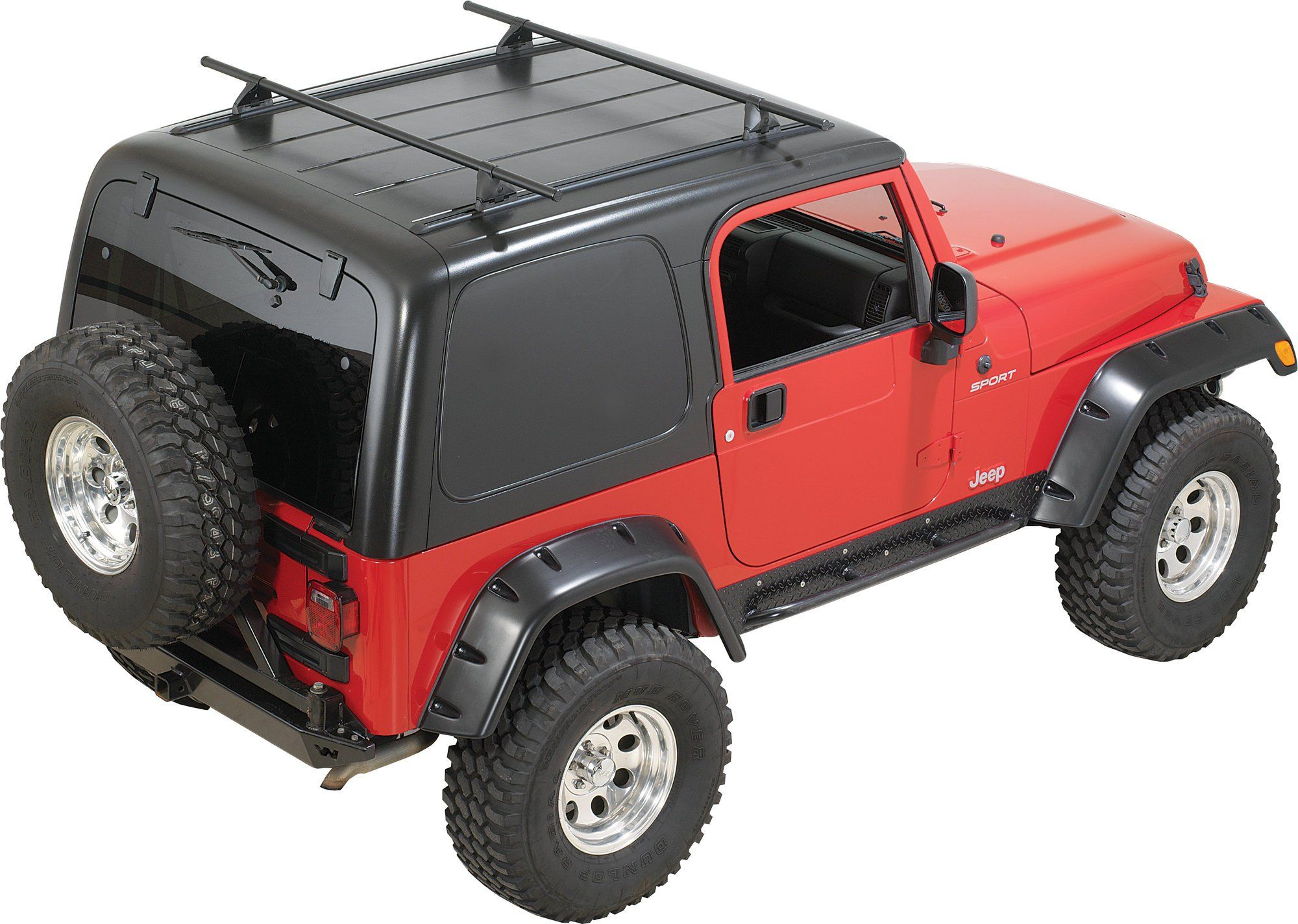 Jeep Hardtop Roof Rack In 2020 Jeep Wrangler Yj Jeep Wrangler Jeep Wrangler Hard Top