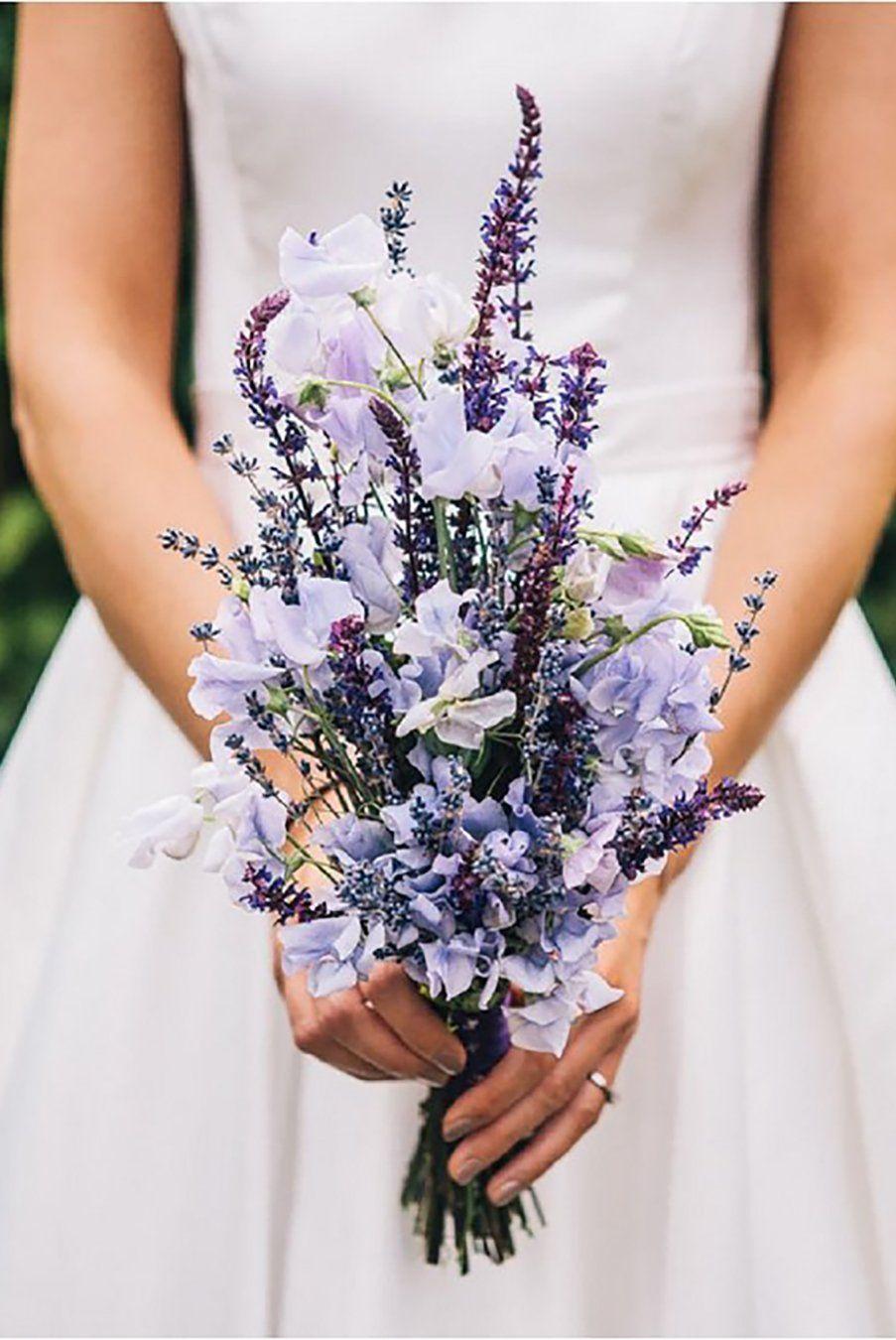 Lovely Soft Lavender Wedding Inspiration