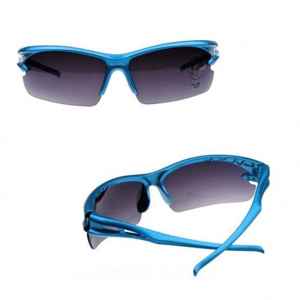 52719e5936 Cycling Riding Bike UV400 Sports Sun Glasses Night Vision Goggles ...