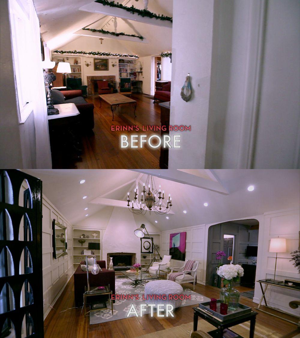 #Dreambuilders Designer Erinn's Re-designed #livingroom