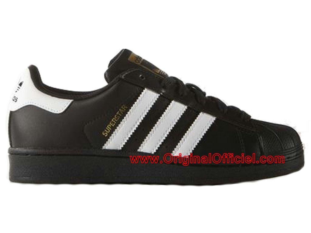 Officiel Adidas Originals HommeFemme Superstar 80s Noir