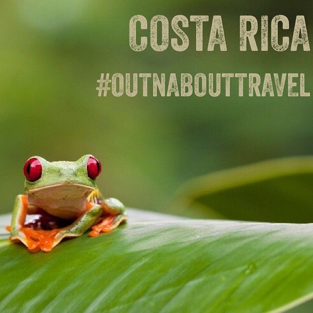Think #costarica #travel #outnabouttravel #travelagent #adventure #ecotravel