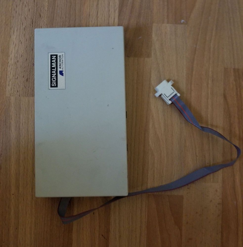 VINTAGE ANCHOR AUTOMATION Atari MARK II SIGNALMAN MODEM