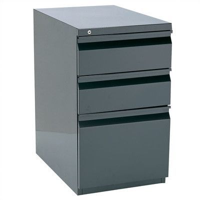 storlie 3 drawer box file filing cabinet casters not included rh pinterest com cabinet casters uk cabinet casters wheels
