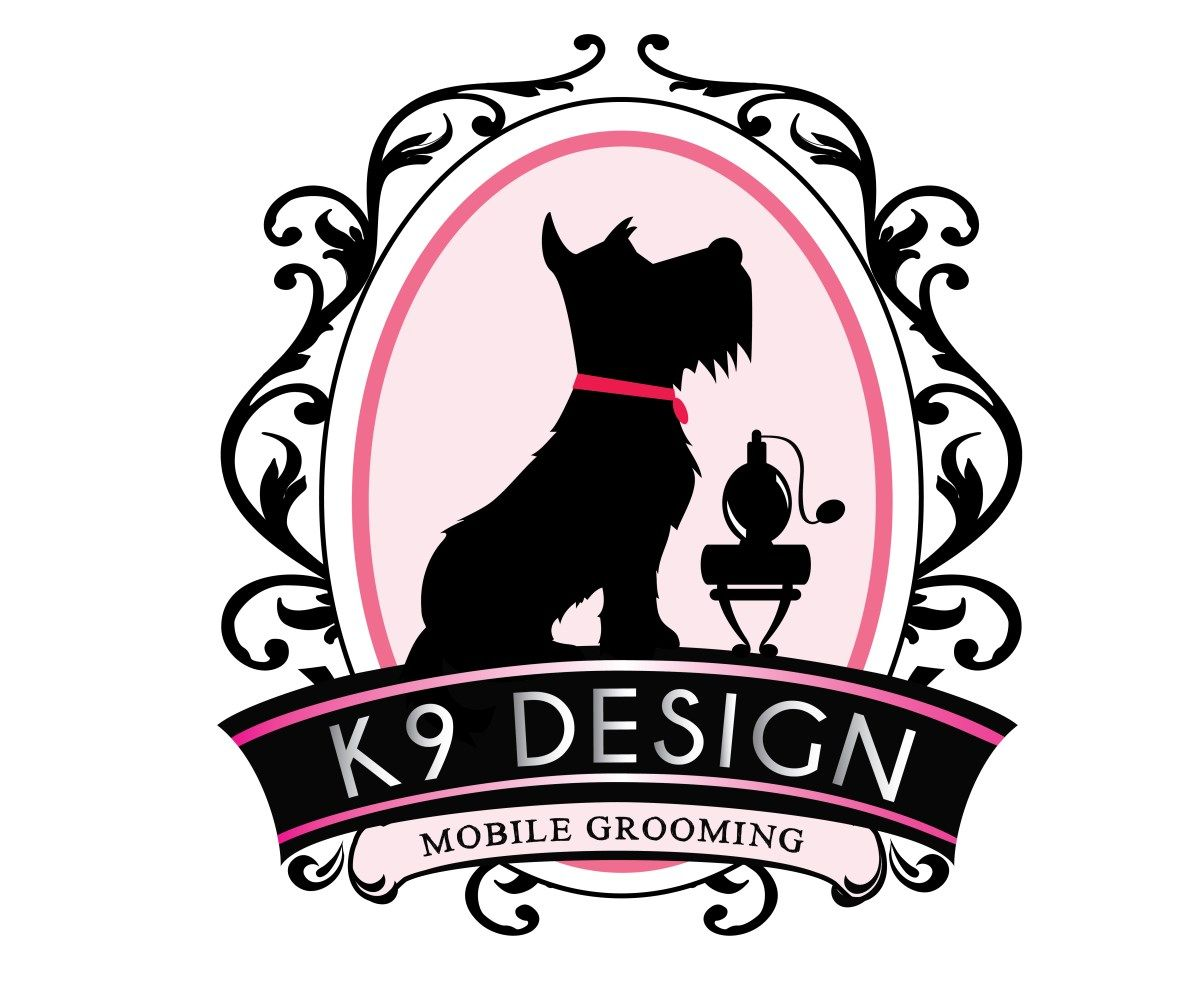 Dog Logo Design Image By Brittany Cowley On Taken To The Groomer S