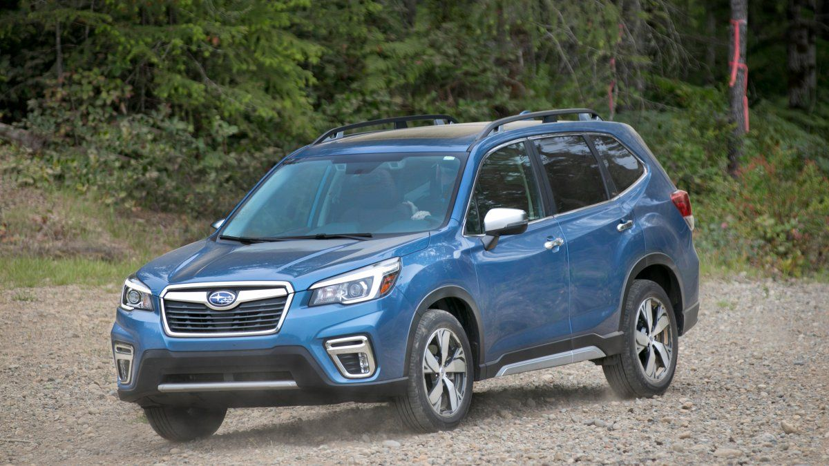 An Off Road Review Of The Subaru Forester Touring Subaru Forester Subaru Touring