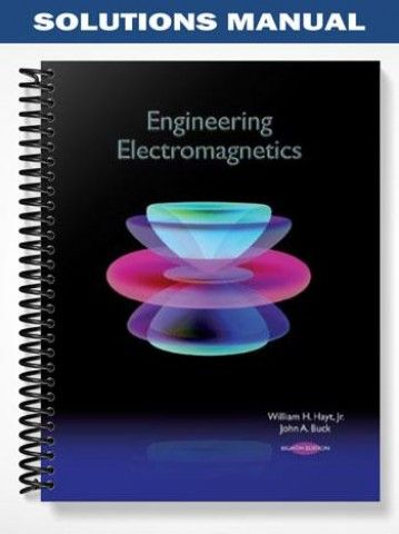 Solutions manual engineering electromagnetics 8th edition hayt at solutions manual engineering electromagnetics 8th edition hayt at httpsfratstock fandeluxe Image collections