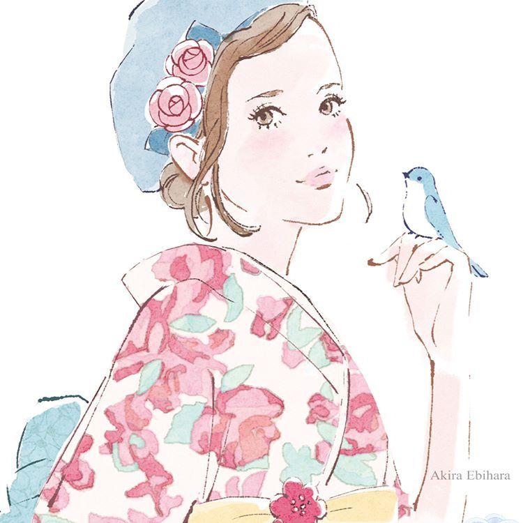 Illustration: Akira Ebihara 蛯原あきら