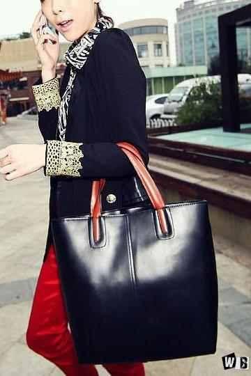 صور اجمل الشنط شنط بناتى كيوت Fashion Top Handle Bag Tops