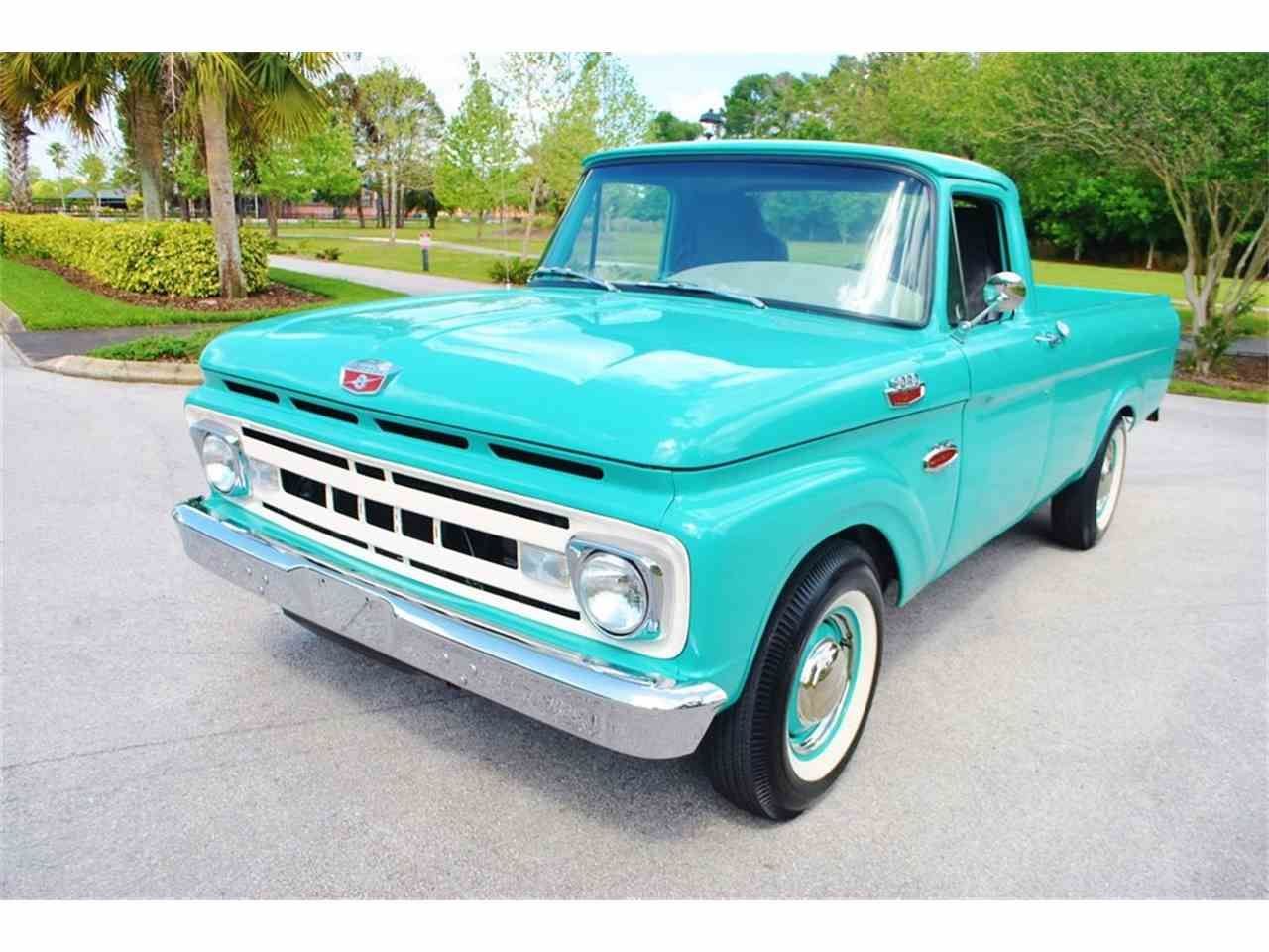 image result for 1961 ford pickup [ 1280 x 960 Pixel ]