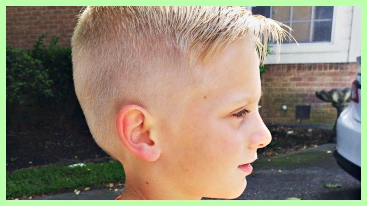 trendy 8 year old boy haircuts 2016 look fresh | hairstyles