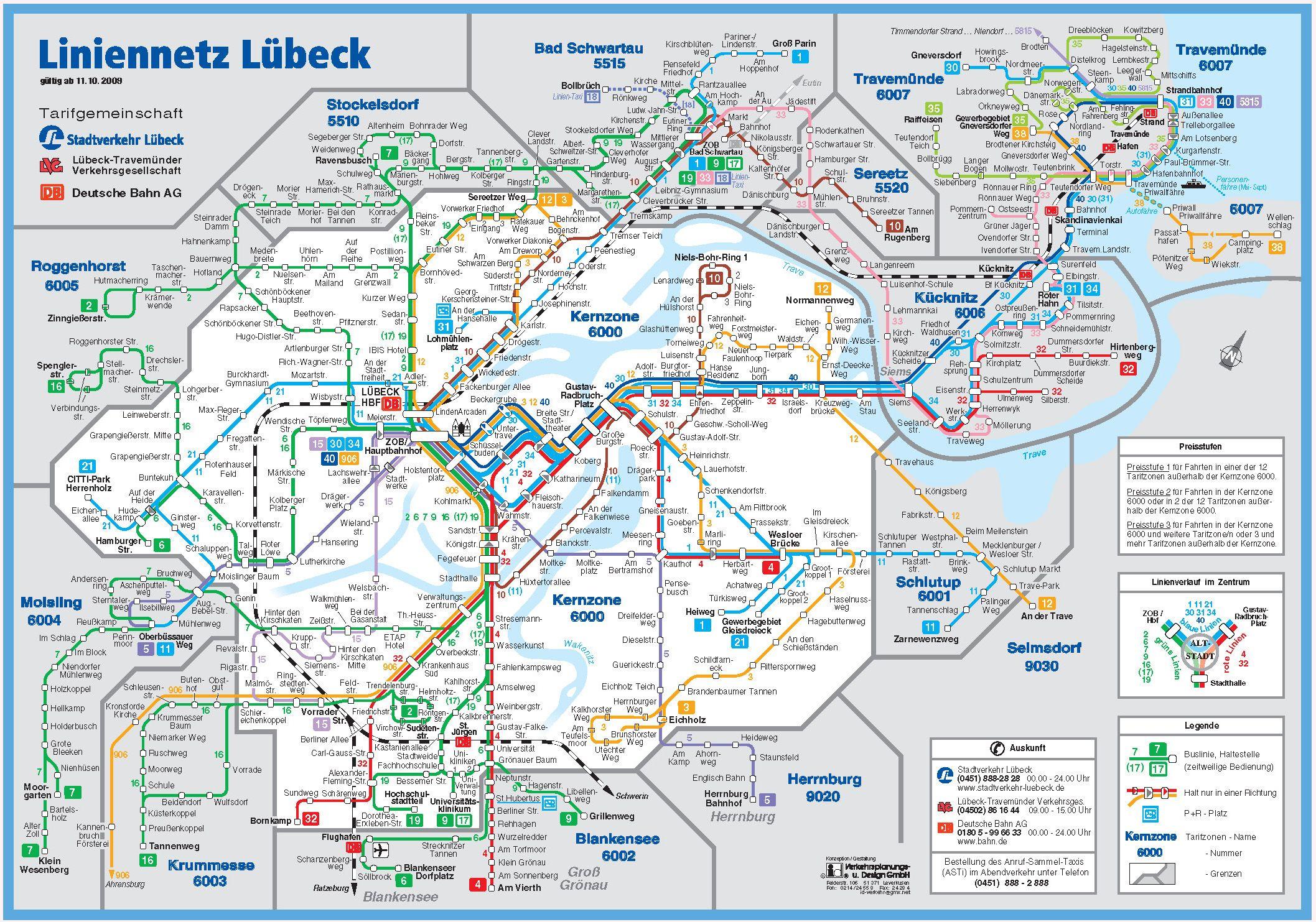 Lbeck MetroTrains Pinterest Rapid transit and Subway map