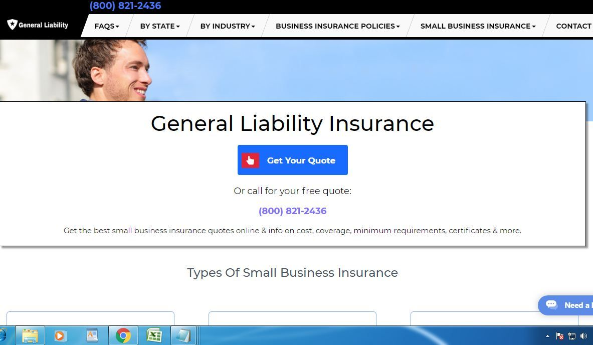 General Liability Insure Is Insurance Coverage Coverage For Nearly