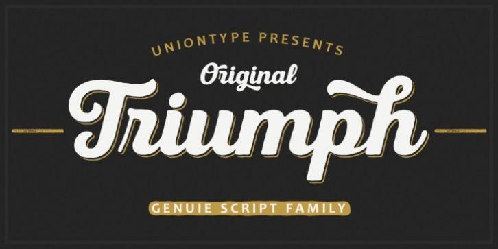 Ut Triumph Font Download Lettering Lettering Design Triumph