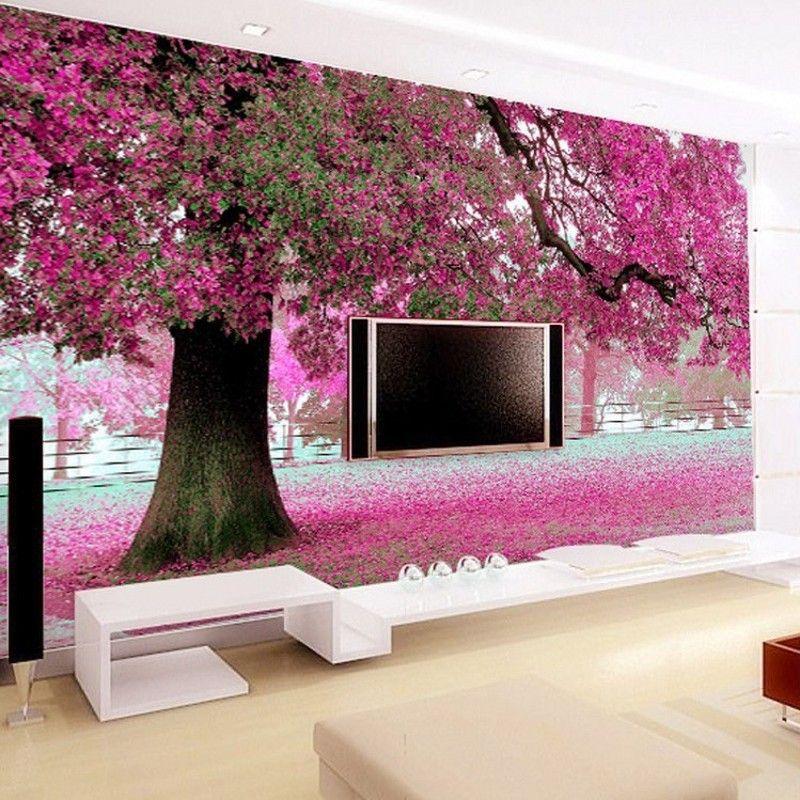 beibehang photo wallpaper custom wall paper TV setting bedroom sofa ...
