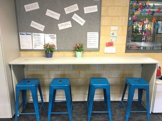 A Student-Designed Flexible Seating Classroom Tour