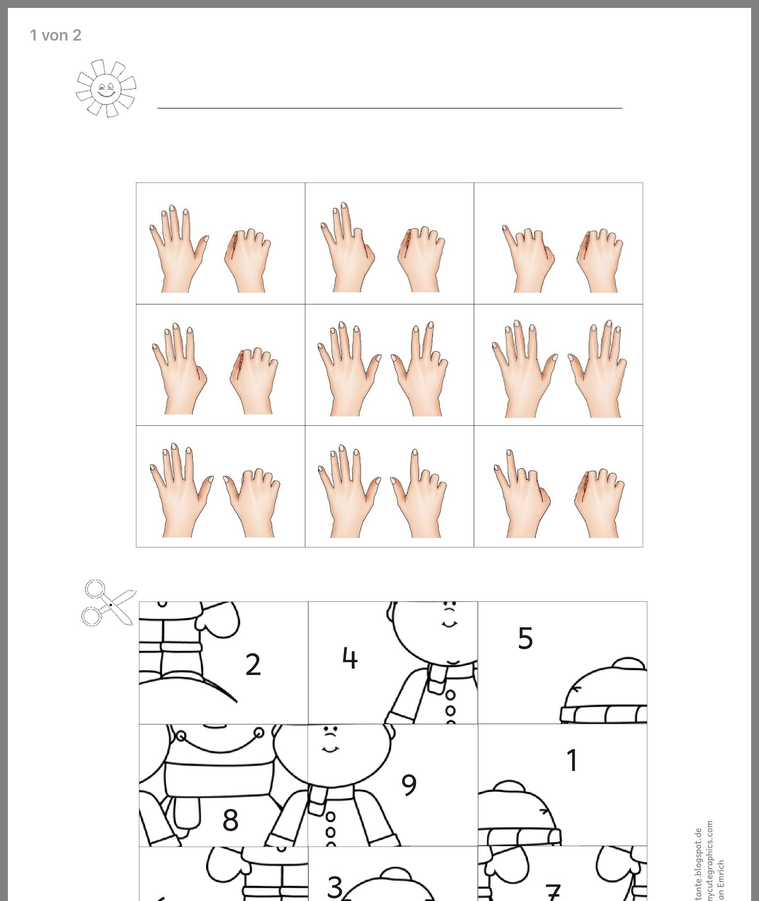 pin von simi auf unterrichtsmaterialien vorschule bungen mengenlehre und schulideen. Black Bedroom Furniture Sets. Home Design Ideas