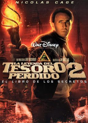 Pin By Stara Ctus On Peliculas Online Latino Castellano Subtituladas National Treasure Movie The Secret Book National Treasure