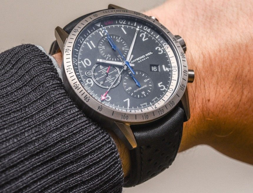 Full wristtime review & original photos of the Raymond