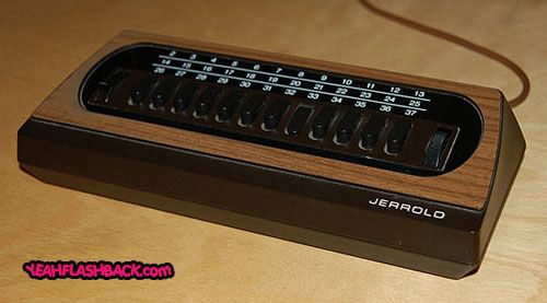 This Is How We Used To Change The Tv Channels Channel Changer Box Click Click My Childhood Memories Childhood Childhood Memories