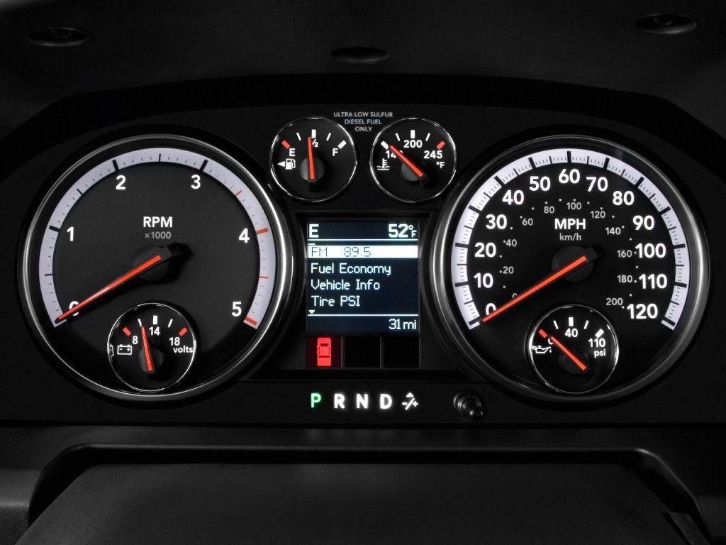 2010 Dodge Ram 2500 4WD Truck Crew cab 169
