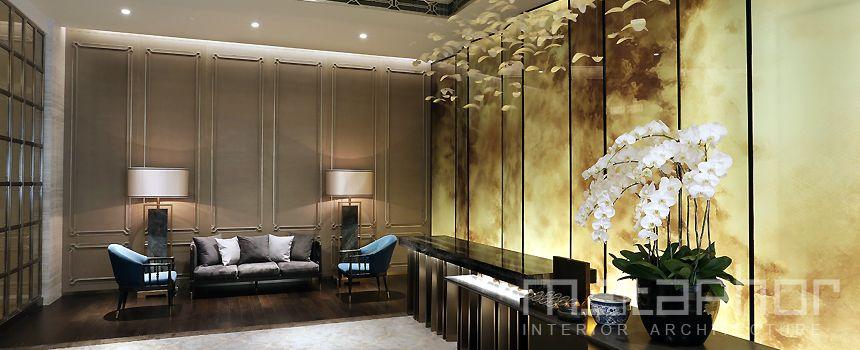 House Of Yuen Fairmont Hotel Jakarta Indonesia Metaphor Interior Designer Jakarta And Singapore For Restaurant Interior Design Awards Commercial Interior Design Cafe Interior Design