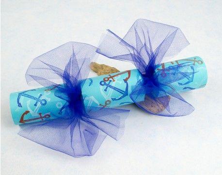 Blue anchor cracker stamping craft idea the littlecraftybugs blue anchor cracker stamping craft idea solutioingenieria Images