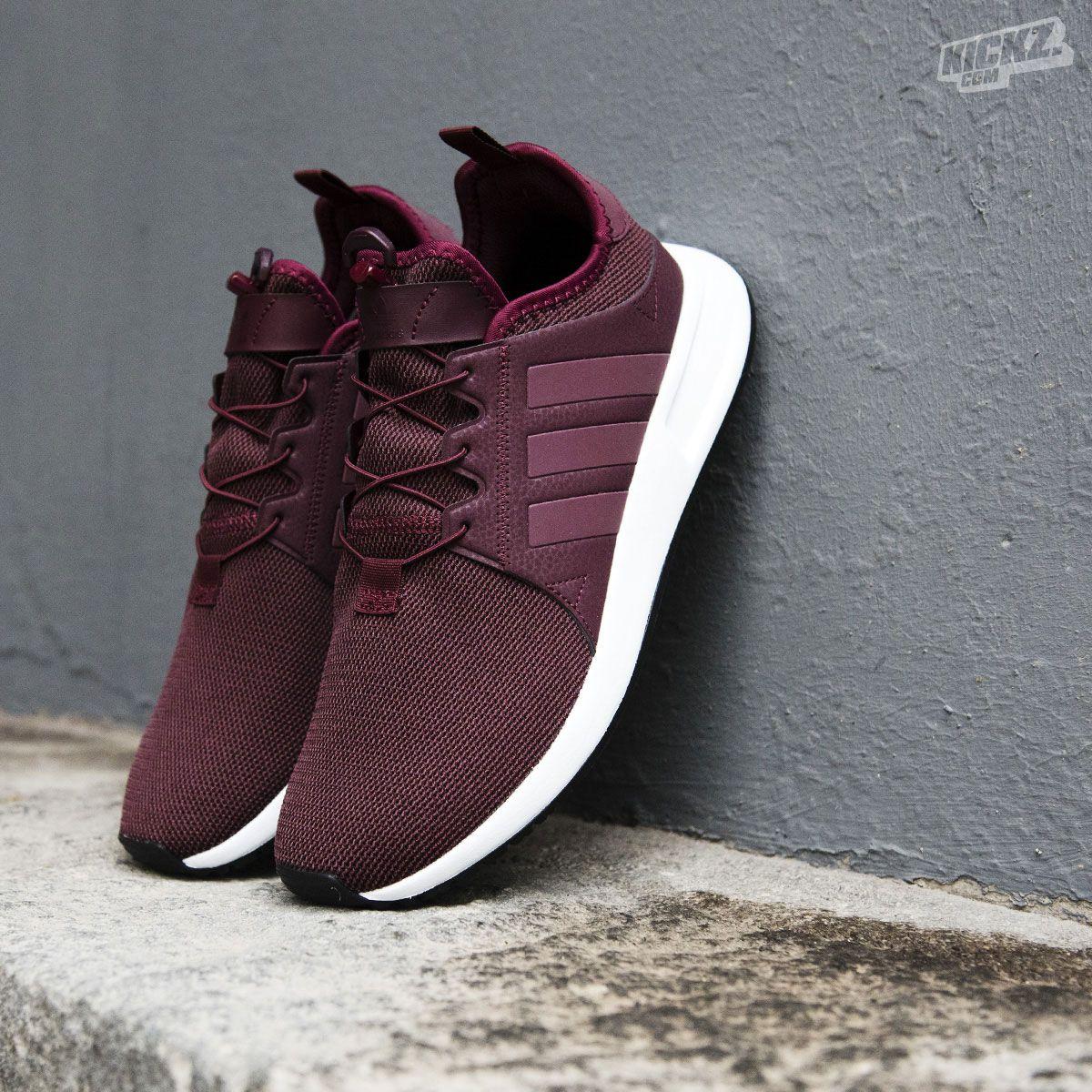The Adidas X_PLR (maroon) is a thing of beauty. @ kickz.com