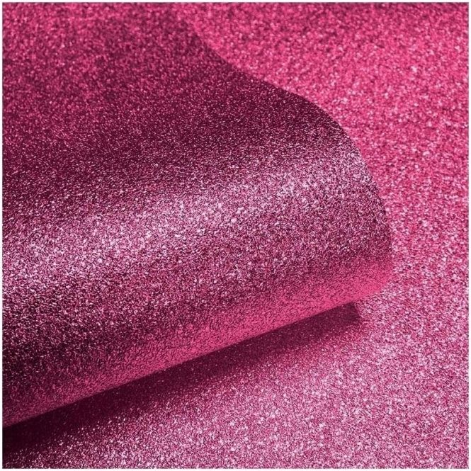 Sparkle Hot Pink Glitter Wallpaper (With images)   Pink ...