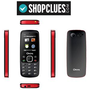Cheers C16 Multimedia Dual Sim camera Mobile at Rs.618 with Shipping – Shopclues
