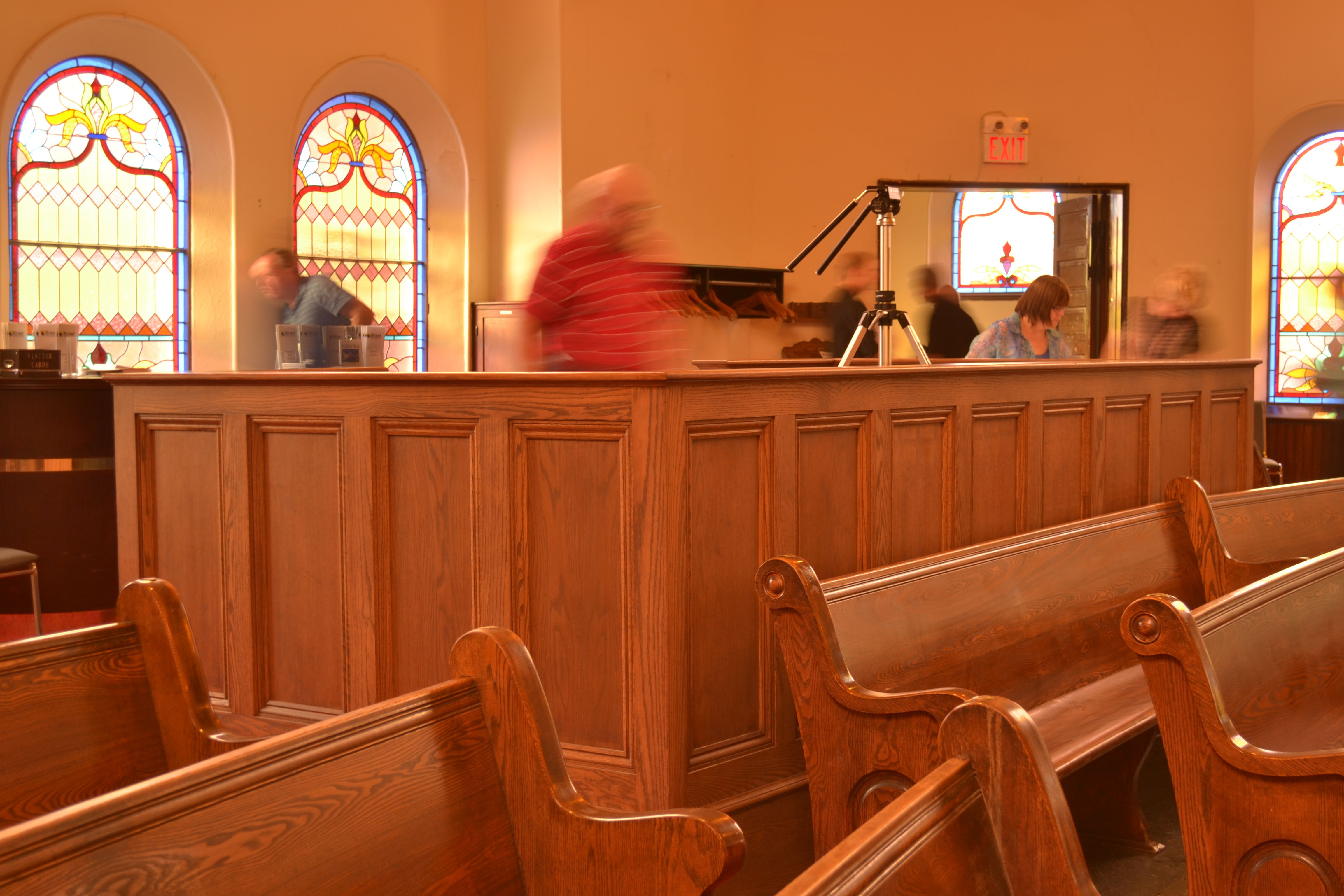 The Sound Booth Paneling Custom Kitchens Old Church Brantford