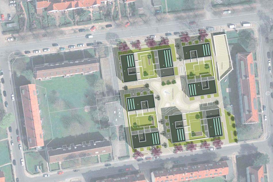N2M Architektur & Stadtplanung Hansestadt Lübeck Wohnen