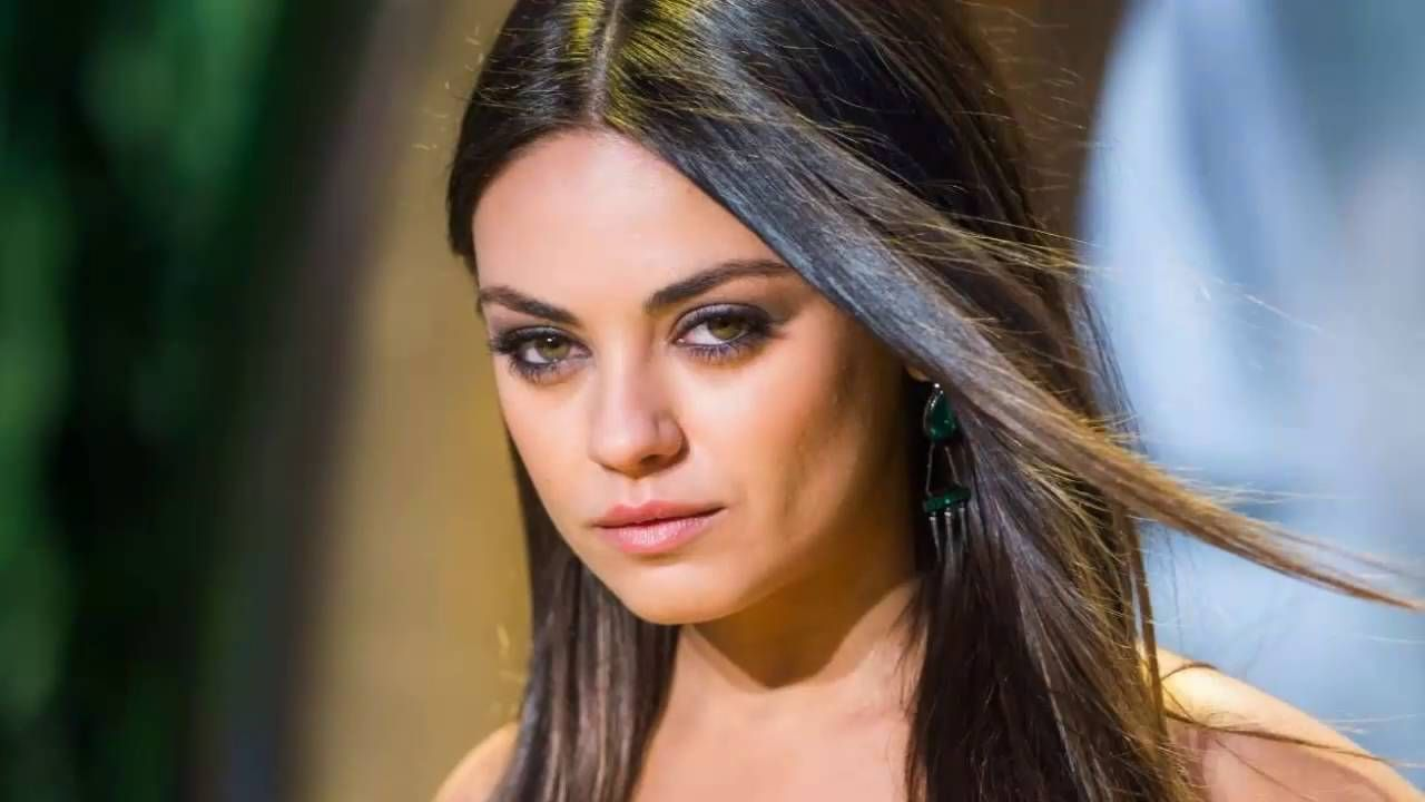 أكثر 50 امراة مثيرة في العالم Mila Kunis Inspirational Quotes With Images Image