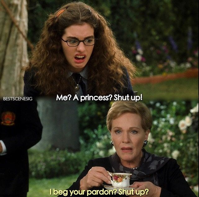 "19 ""The Princess Diaries"" Moments That Prove It's The Best ..."