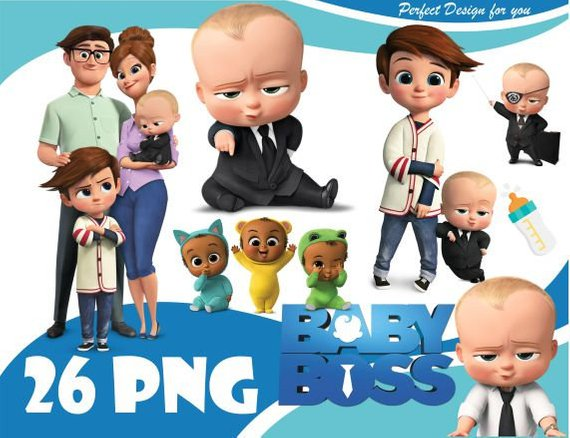 Pin By Etsy On Products Clip Art Poster Prints Boss Baby