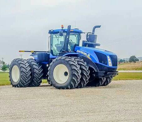 New Holland T4 115 Beauty The All New New Holland T4 Series