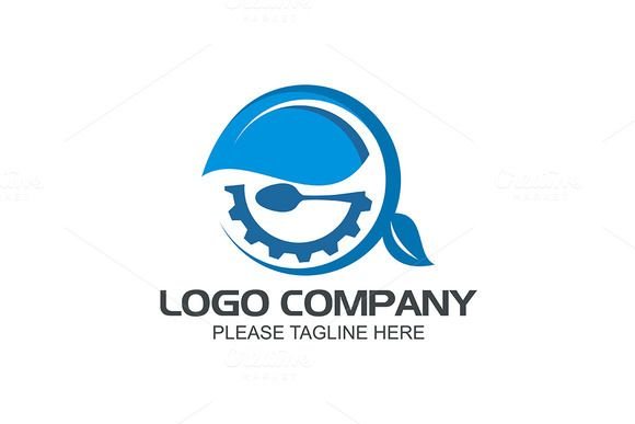 Industry Food logo @creativework247