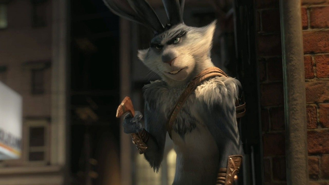 The Easter Kangaroo!