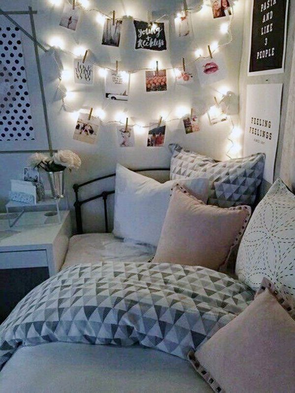 Teen bedrooms trinity room ideas in 2019 room decor - Small room ideas for teenage girl ...