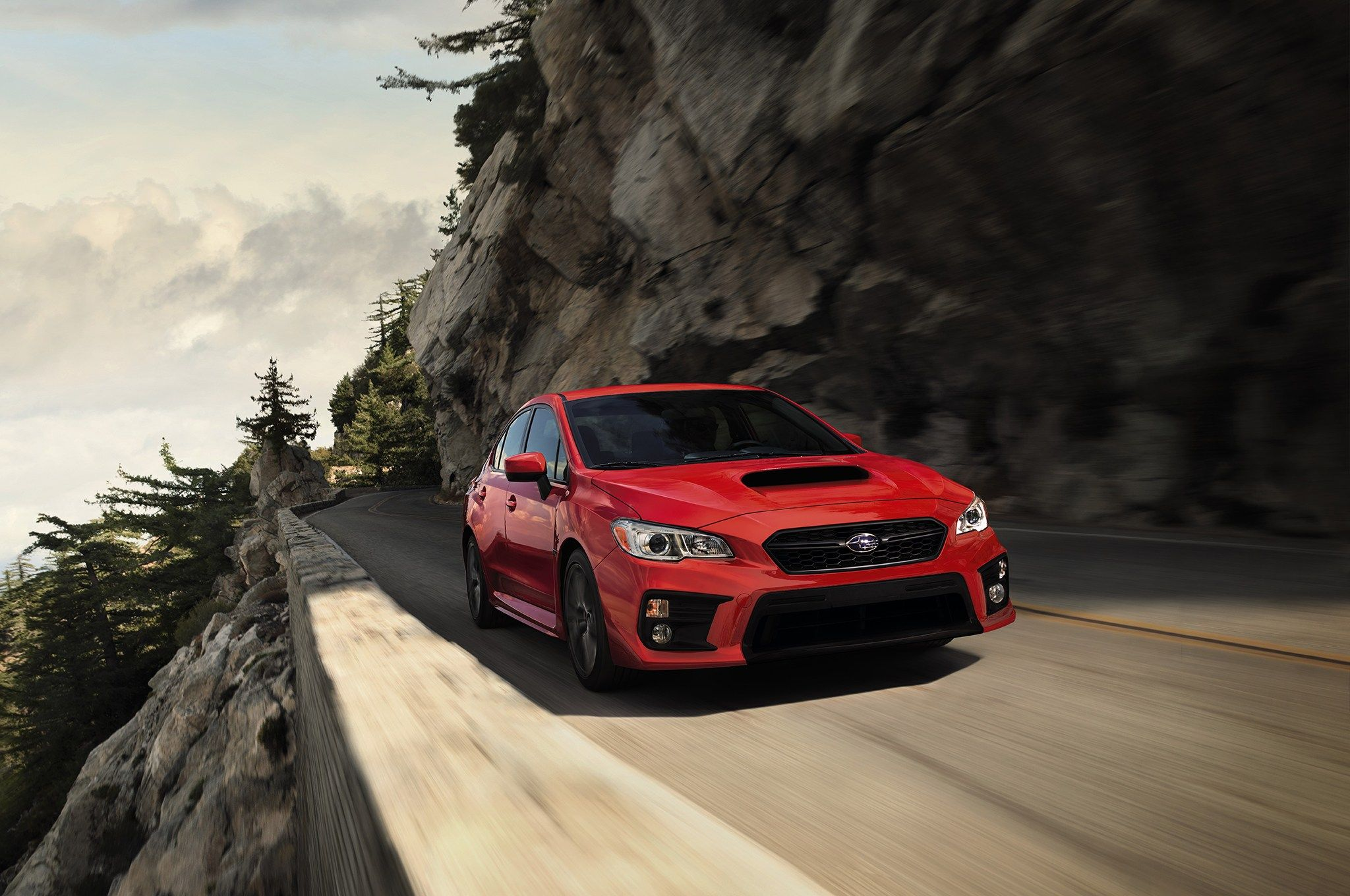 2015 Sti For Sale >> The 2018 Subaru Wrx Goes On Sale This Spring With A Starting