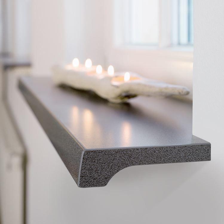 werzalit innenfensterbank farbton puntinella badezimmer fenster fensterbank innen und. Black Bedroom Furniture Sets. Home Design Ideas