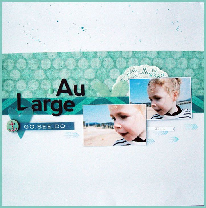 Au Large / Overseas by BlueOrchys at @Studio_Calico