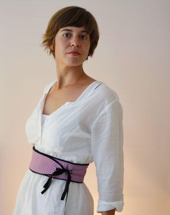 Gürtel zum Binden | Nähen | Pinterest | Gürtel, Binden und Für dich